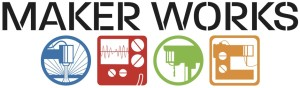 Maker Works logo