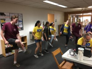 more Cotton-eyed Joe fun
