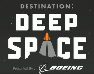 FRC Deep Space logo